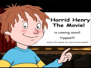 British 3D specialists give Horrid Henry a 3D makeover