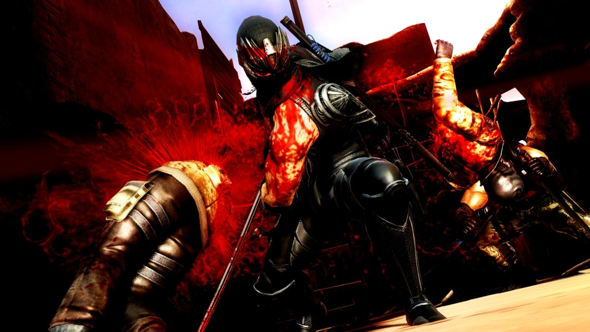 ninja gaiden 3 razors edge weapons locations