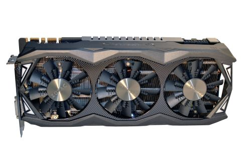 Zotac 980 Ti Amp! Extreme 1 Front