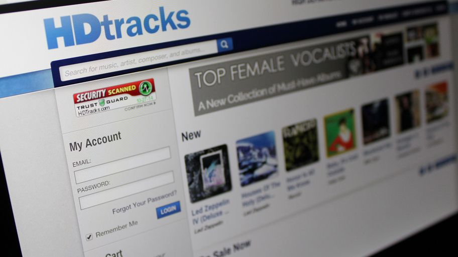 5 best CD-quality digital music services: Page 2 | TechRadar