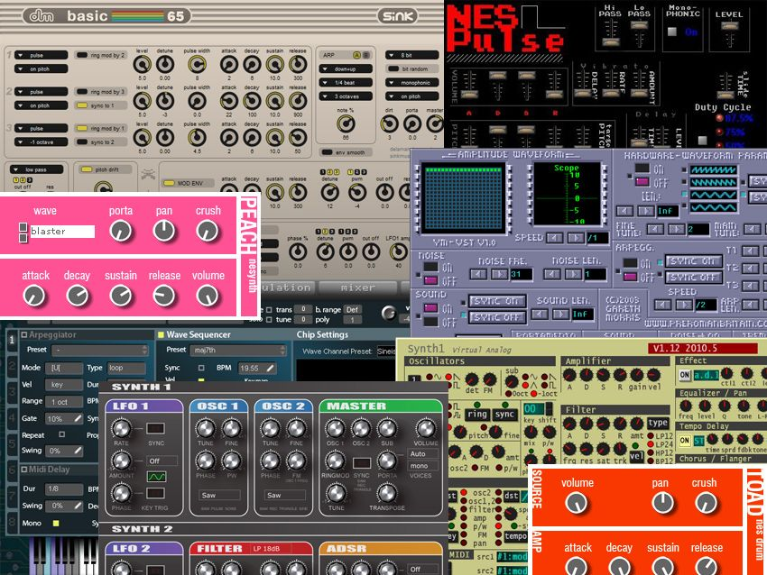 9 of the best chiptune VST plug-ins | MusicRadar