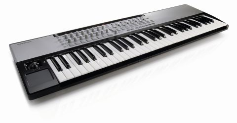 The SL 61 is a cut above most MIDI controller keyboards.