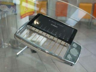The guitar phone...weird