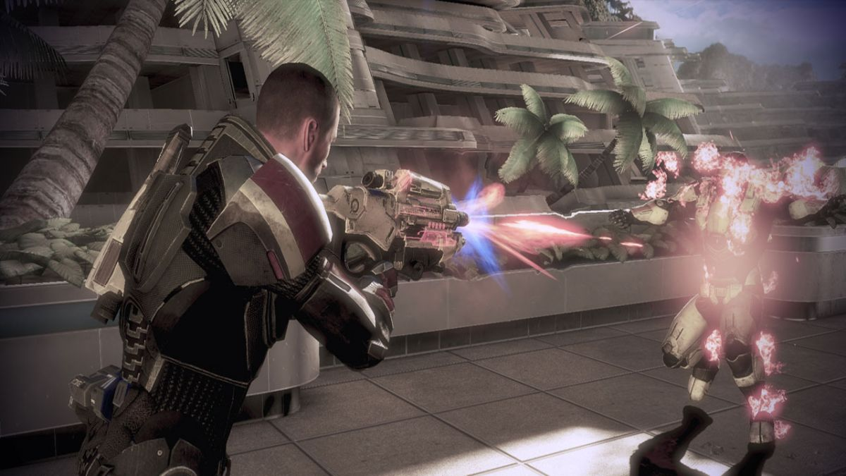 Mass Effect 3 armor guide - all of the protection you can wear in Mass Effect 3