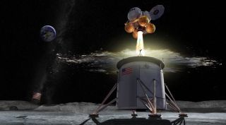 An upcoming NASA procurement will seek proposals for integrated lunar lander concepts, and not just the ascent stage as originally announced.