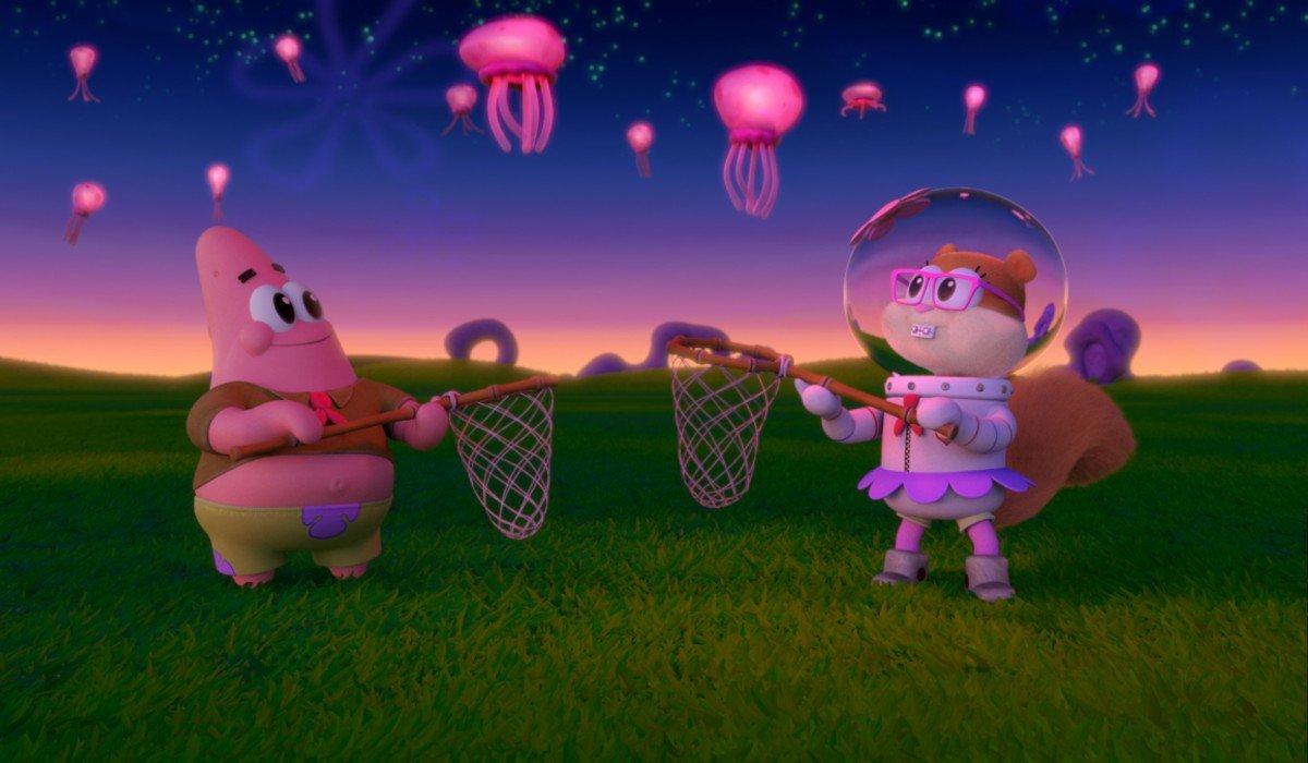 Patrick and Sandy Kamp Koral Paramount+