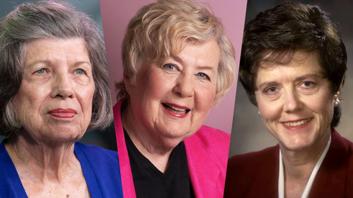 3 'Women of Apollo' Discuss Sexism at NASA, Science and When We'll Get to Mars