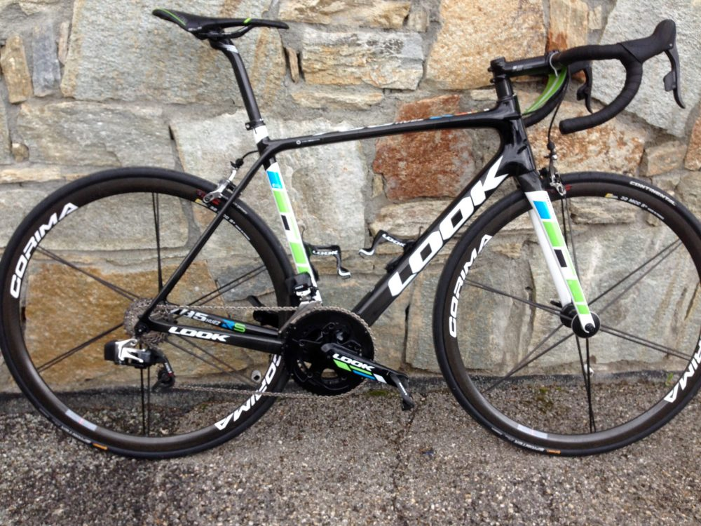 Thumbnail Credit (cyclingweekly.com): Look 785 Huez RS – The Fortuneo – Vital Concept team model