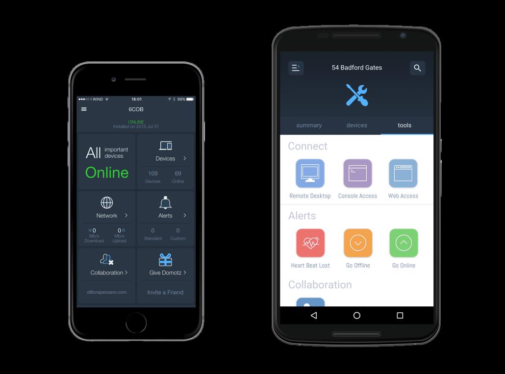 Domotz Turns Raspberry Pi Into Smart-Home Hub