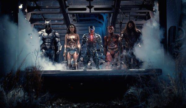 Justice League cast ready for battle