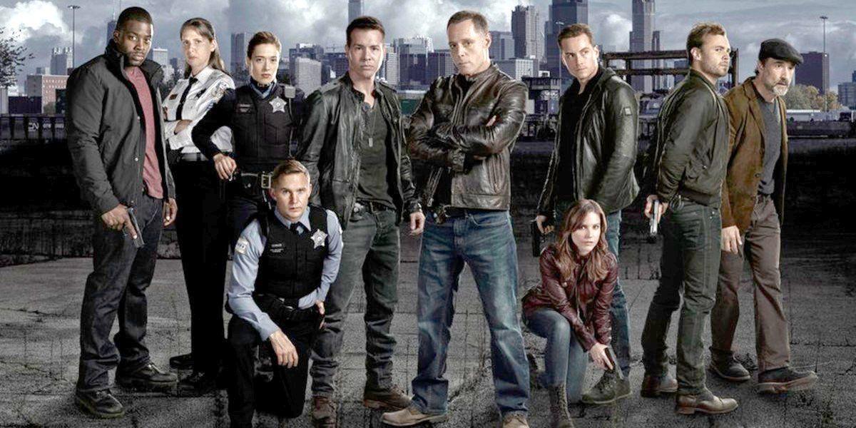 The Cast of NBC's Chicago P.D.