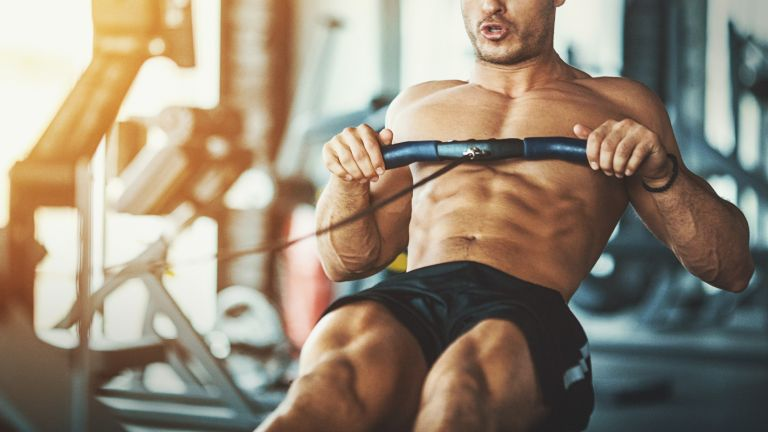 Get ripped fast with this ace gym workout tip for muscle