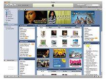 iTunes is proving quite popular