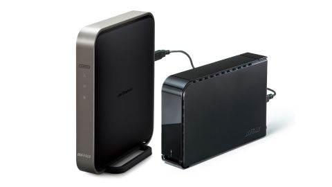 Buffalo AirStation 1300 Gigabit Dual Band Media Bridge
