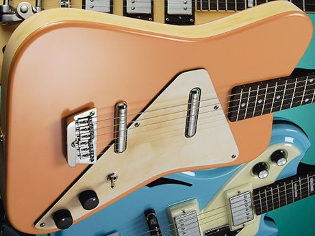 13 kick ass electric guitars under 200 musicradar. Black Bedroom Furniture Sets. Home Design Ideas
