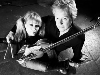 With Downtown Rockers, Tina Weymouth and Chris Frantz return Tom Tom Club to genre-defying glory