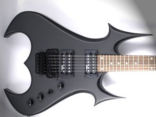 The BC Rich Rob Zombie was new in 2008 Whatever 2009 brings it will be pointy