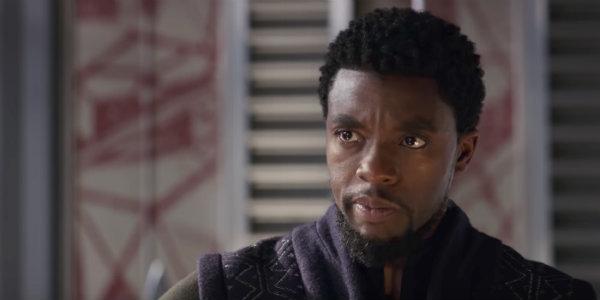 Chadwick Boseman Black Panther Infinity War