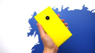 The Lumia 1520 is nothing more than a glorified hand warmer