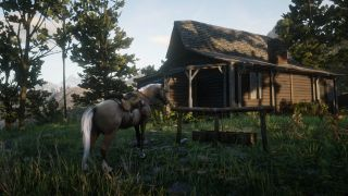 Red Dead best Moonshine Shack location