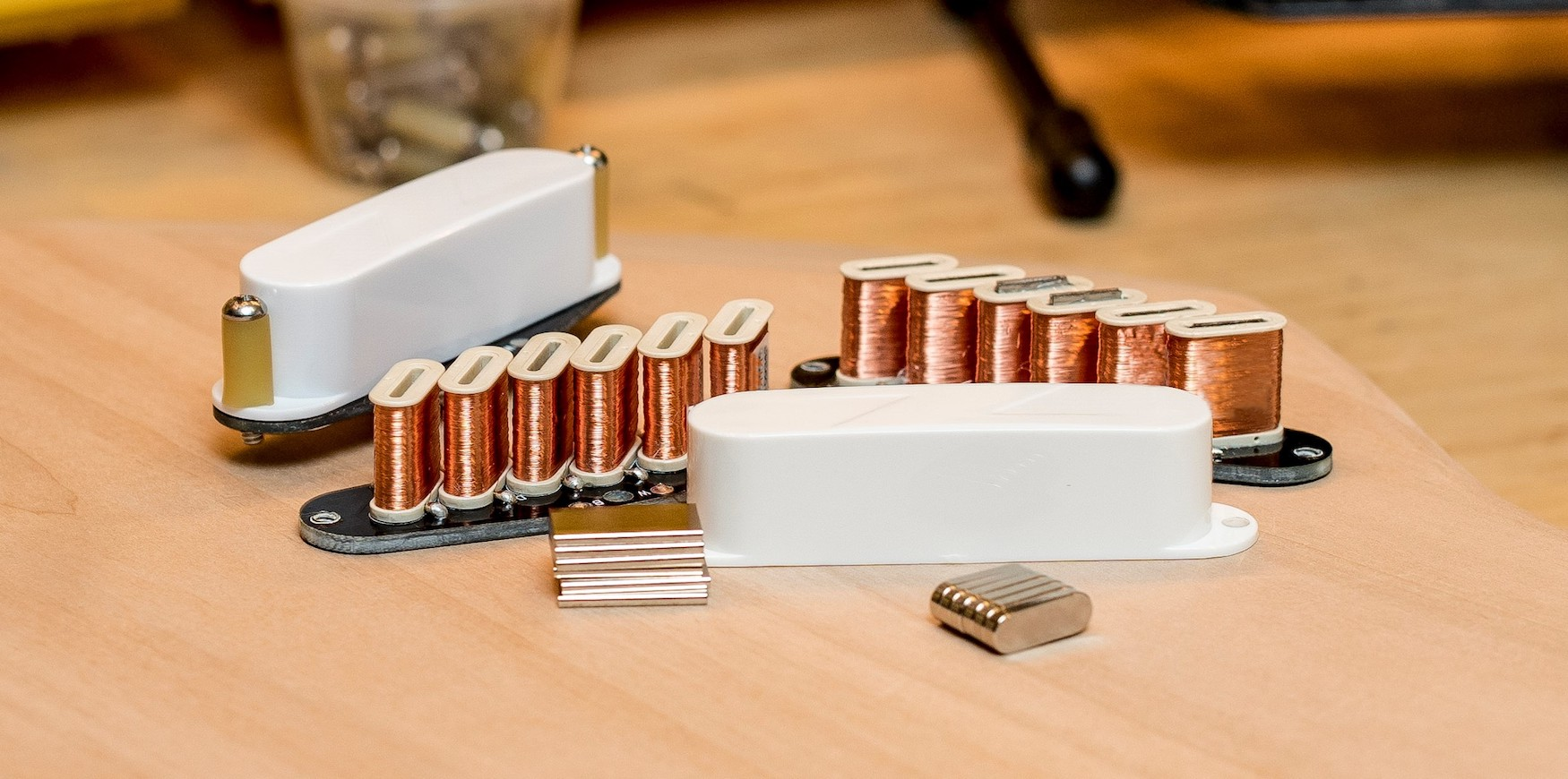 How Does a Guitar Pickup Really Work? | Guitar World Wiring Diagram For A Piezo Pickup And Magnetic on