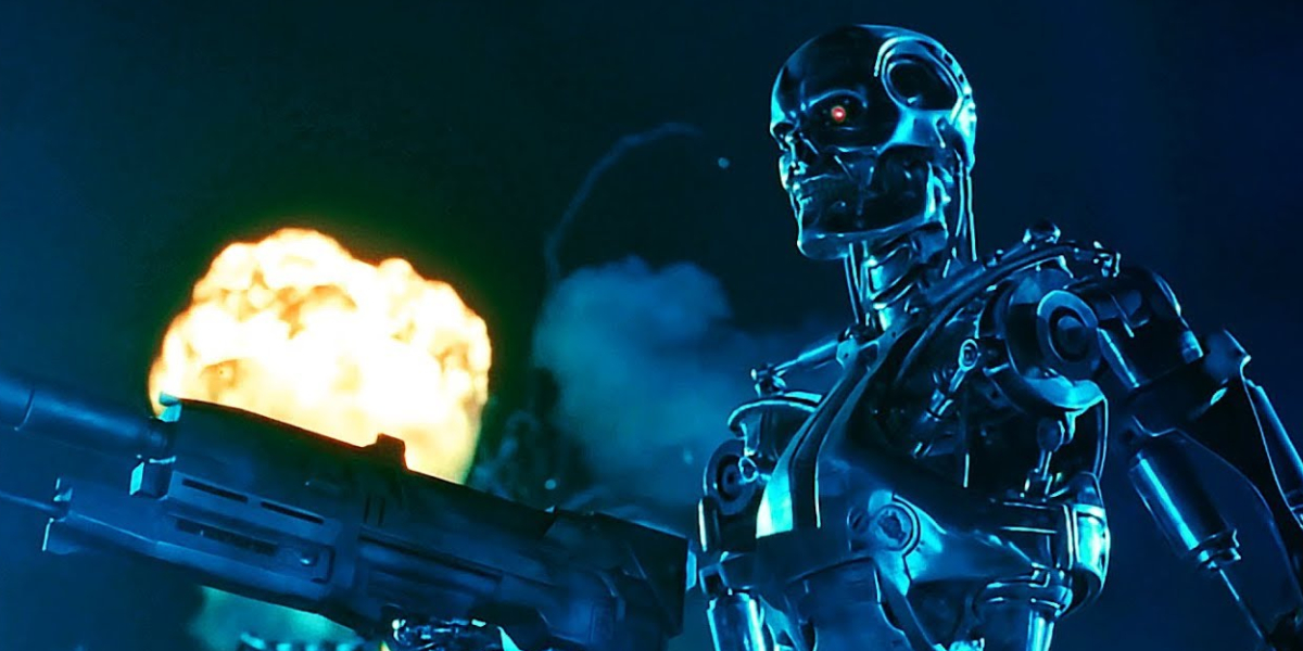The T-800 Endoskeleton in Terminator 2: Judgment Day