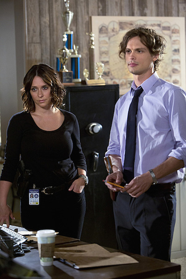 This Is How Jennifer Love Hewitt Is Going To Look On Criminal Minds #31996