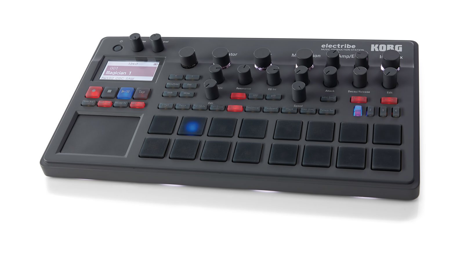 Korg Electribe Music Production Station review | MusicRadar