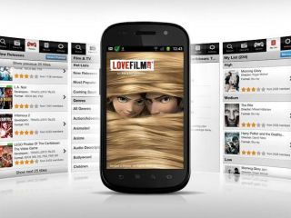 LoveFilm app lands on Android