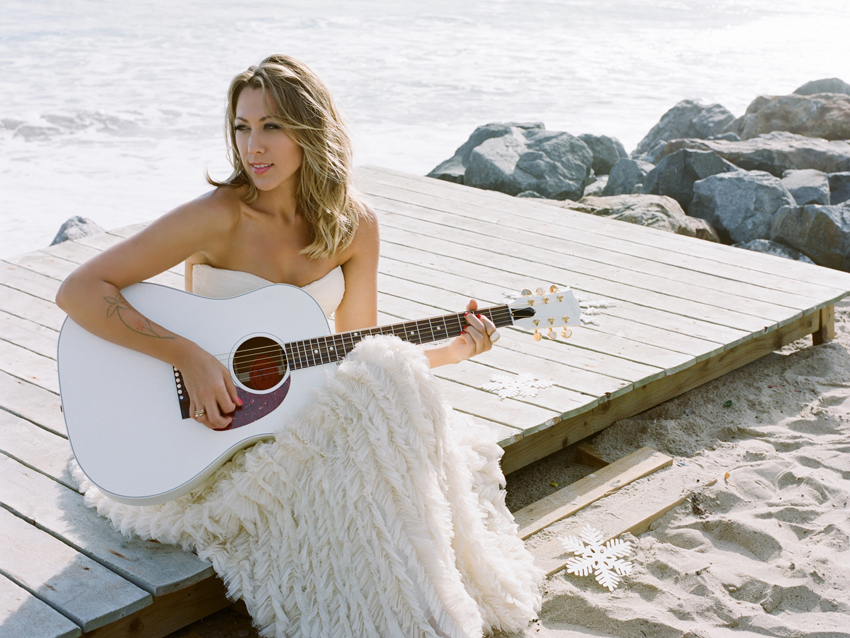 colbie caillat on how to write a modern day christmas song musicradar - Colbie Caillat Christmas