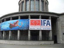 IFA 2008 saw a number of raids by customs officers