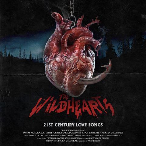 The Wildhearts, 21st Century Love Songs album art
