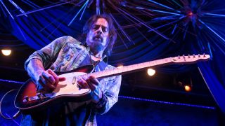 Richie Kotzen performs live in concert at Sony Music on April 19, 2018 in New York City