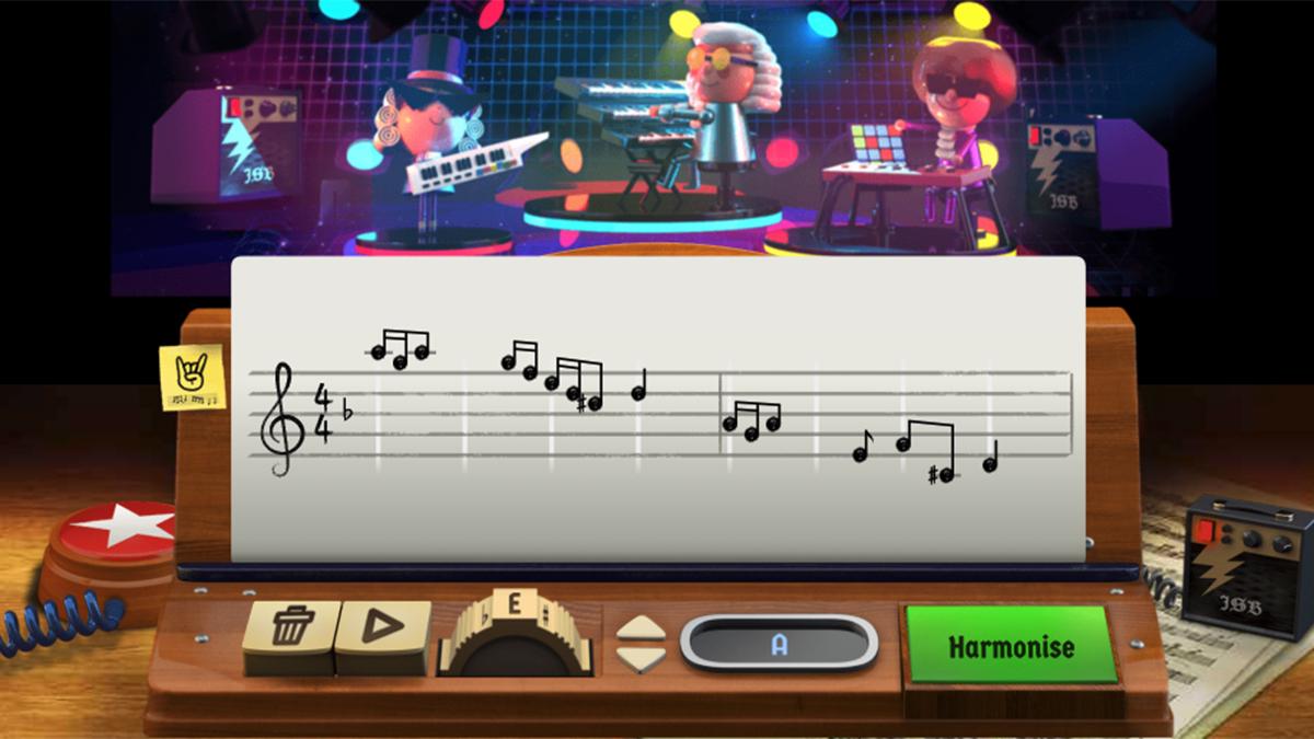 Bach is back as AI Google Doodle | MusicRadar