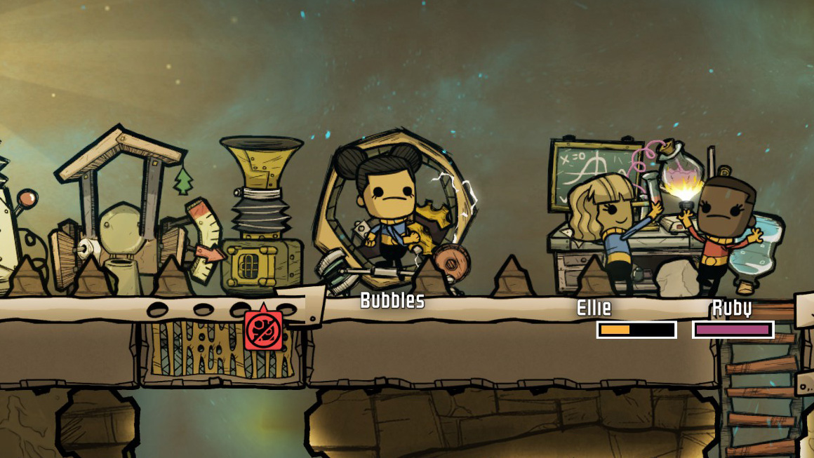 Oxygen Not Included is a deep and complex sim that's also