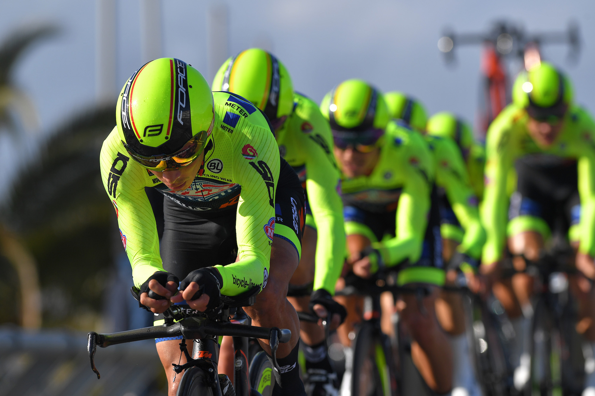 Italian ProTeam to ban power meters during races for 2020 season