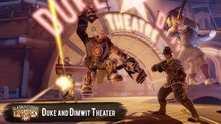 BioShock Infinite Clash DLC 1