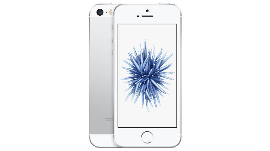 iPhone SE vs iPhone 5C