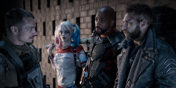 suicide squad man of steel