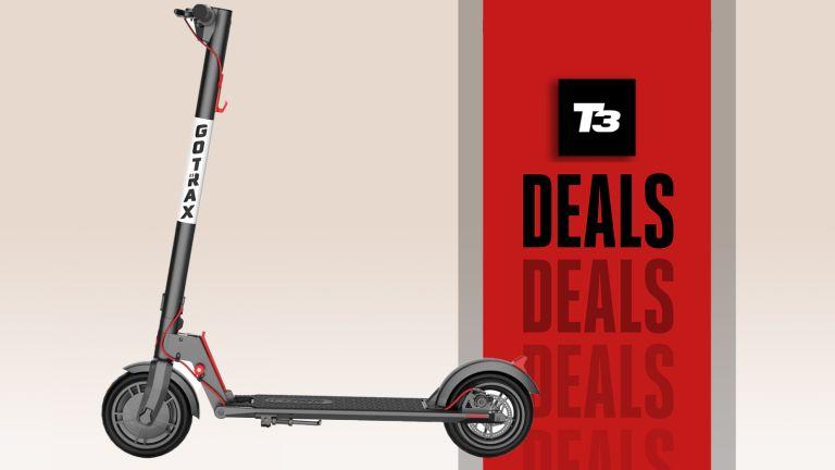 cheap electric scooter deals gotrax