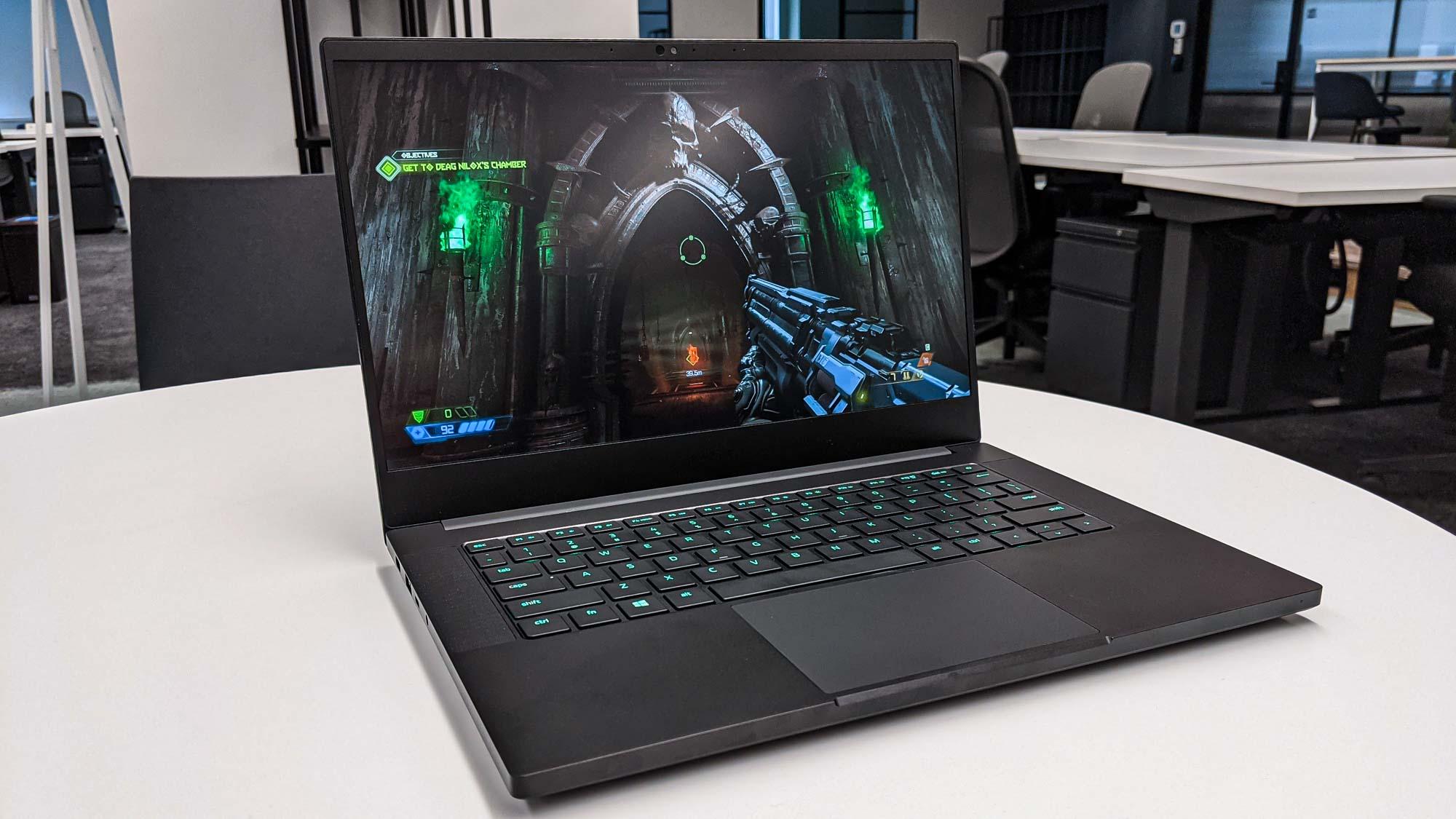 Best laptops for engineering students: Razer blade 14