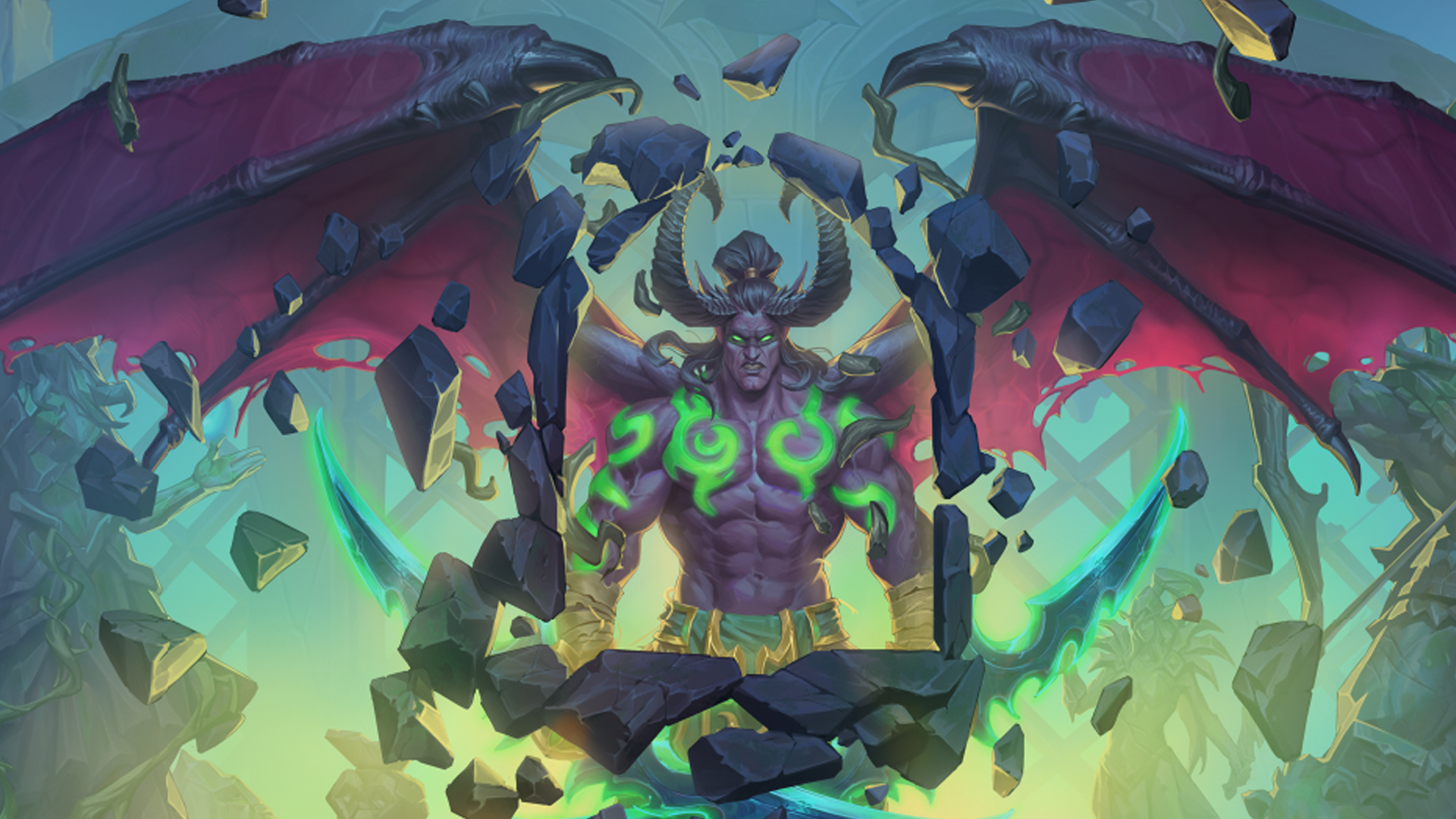 The Best Hearthstone Demon Hunter Decks And How To Counter Them Pc Gamer
