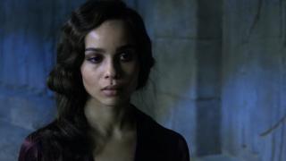 Zoe Kravitz as Leta Lestrange in Fantastic Beasts 2