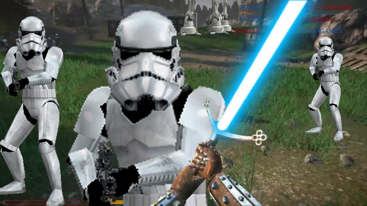 12 games made better with Star Wars mods | GamesRadar+