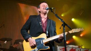 "James Dean Bradfield: ""We just followed our muse and went for it."""