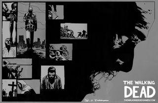 Walking Dead promo image