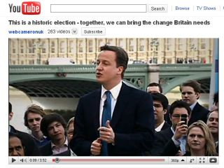 Tories take over YouTube