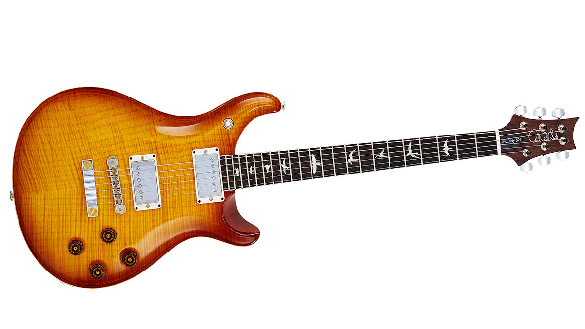Prs Mccarty 594 Review Musicradar Type Of Mini Switch For Split Humbucker Telecaster Guitar Forum