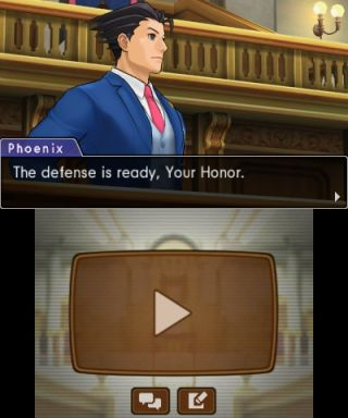 New Phoenix Wright coming to 3DS in fall
