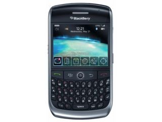 The BlackBerry Curve 8900 AKA the Javelin